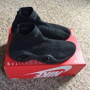 Nike Air Flight Bonafide Triple Black